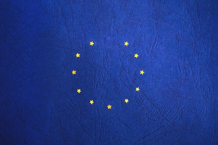 the EU flag after Brexit