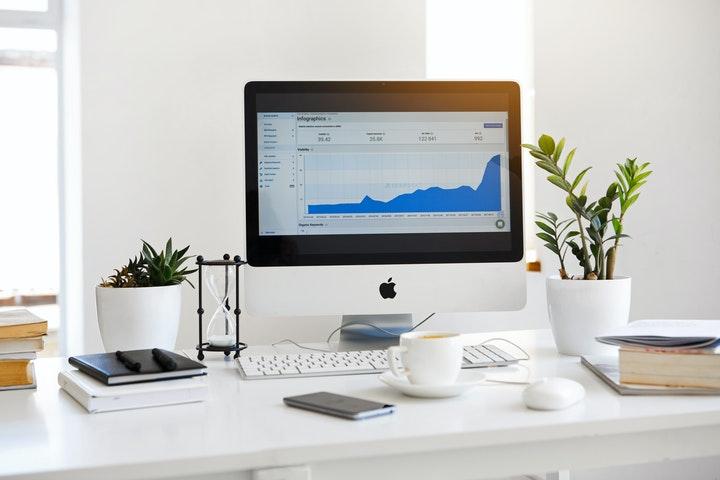 XERO certified bookkeeper on a Mac