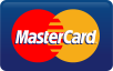 mastercard logo on a navy blue background
